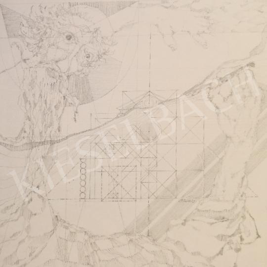 Eladó  Ismeretlen művész Kuslits jelzéssel - Mózes festménye