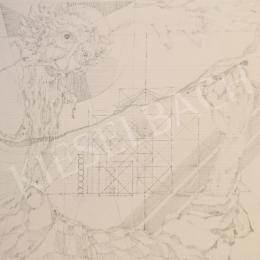 Ismeretlen művész Kuslits jelzéssel - Mózes