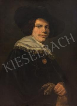 Unknown 19. Century Painter after Frans Hals - Man in Hat