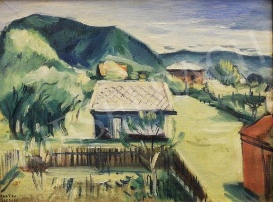 Eladó Martyn Ferenc - Übersee festménye