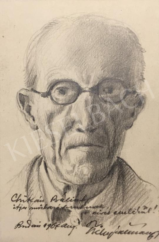 For sale Tichy, Kálmán - Self-Portrait, 1967 's painting