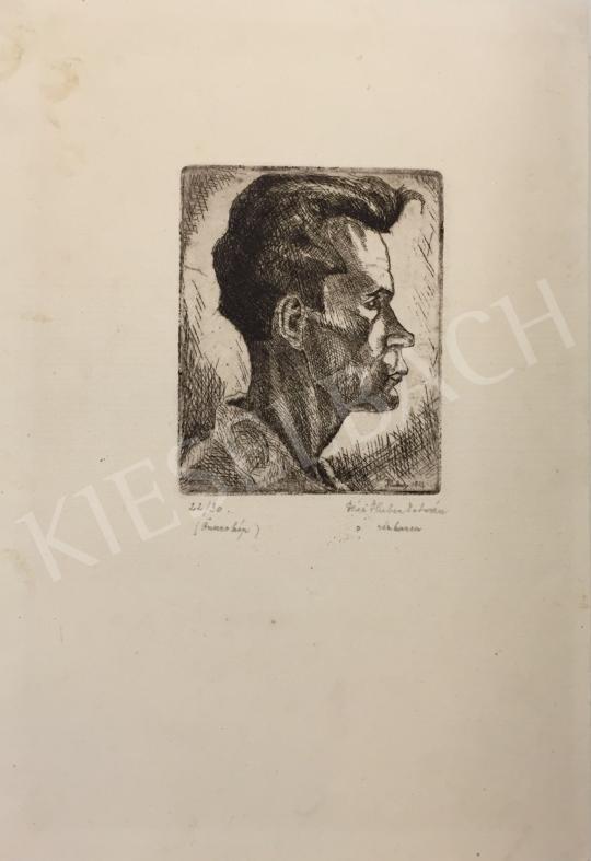 Eladó Dési Huber István - Önarckép, 1922 festménye