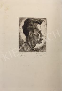 Dési Huber, István - Self-Portrait, 1922