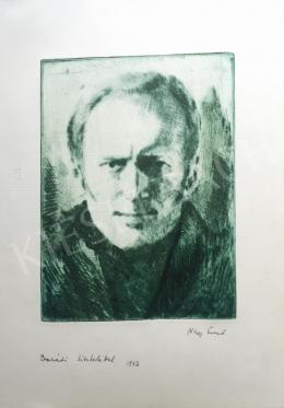 Nagy, Ernő - Self-Portrait, 1973