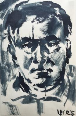 id. Imre, István - Self-Portrait