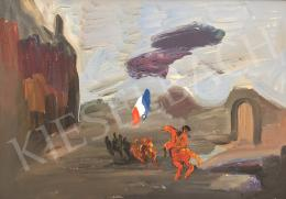 Kovásznai, György - Song of the French Revolution / Battle Scenes, 1973