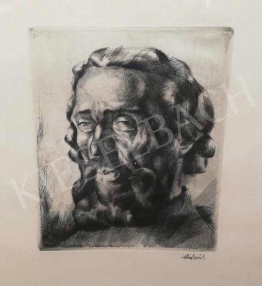 Eladó Aba-Novák Vilmos - Férfi portré festménye