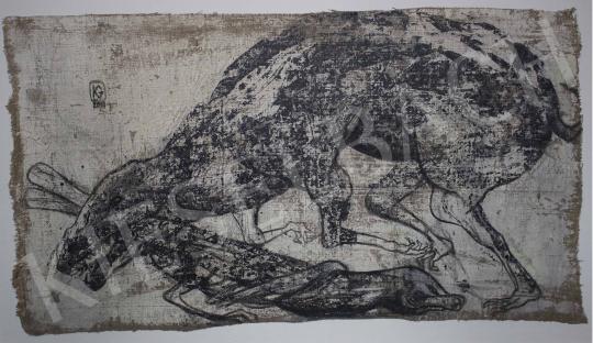 For sale  Király, Gábor - Prey, 2020 's painting