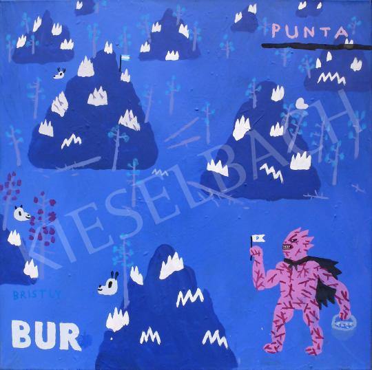 Eladó  Stark Attila - Bur, 2020 festménye