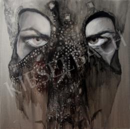 Verebics,Ágnes - Skull Mask, 2020