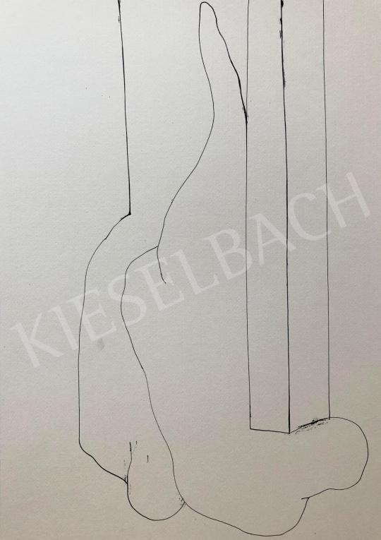 Részegh Botond - Becsomagolt hétköznapok 69., 2020 festménye