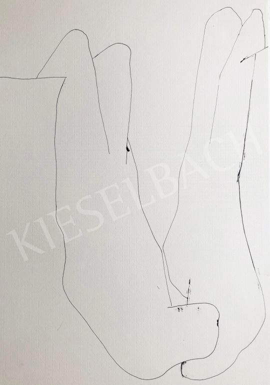 Részegh Botond - Becsomagolt hétköznapok 11., 2020 festménye