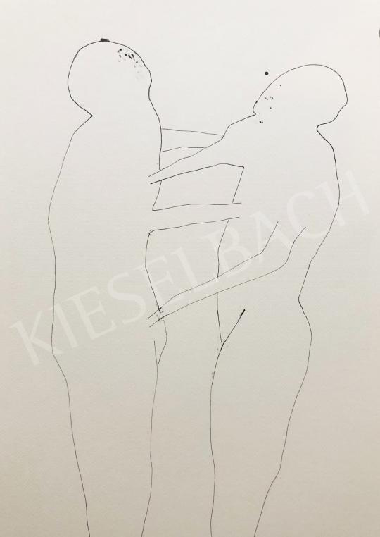 Részegh Botond - Becsomagolt hétköznapok 06., 2020 festménye