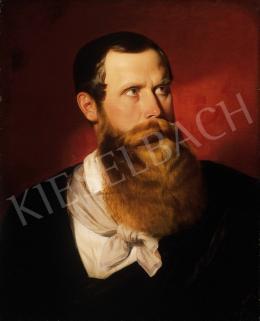 Borsos József - Férfi portré