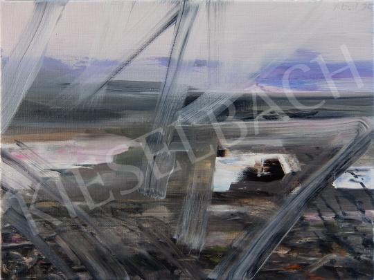 Szabó Ábel - 70. Utazás festménye