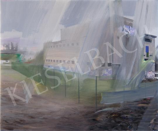 Szabó Ábel - 73. Utazás festménye