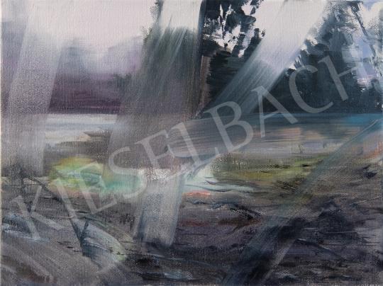 Szabó Ábel - 69. Utazás festménye