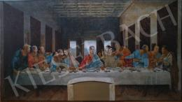drMáriás - The Last Supper before the Epidemic Situation in Leonardo's Atelier, 2020