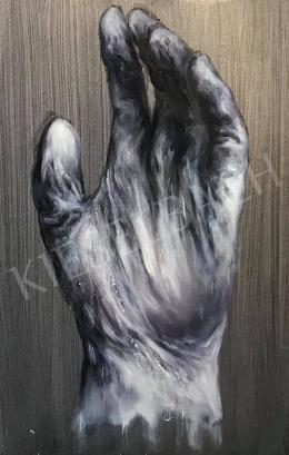Verebics,Ágnes - With Gloved Hand, 2020