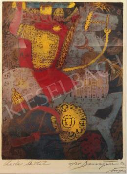 Domján József - Charles Martel