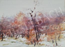 Diósy, Antal (Dióssy Antal) - Winter Landscape