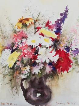 Diósy, Antal (Dióssy Antal) - The Birthday Bouquet, 1972