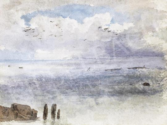 For sale  Mednyánszky, László - Sea 's painting