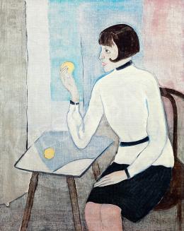 Vaszkó Ödön - A művésznő, 1930-as évek
