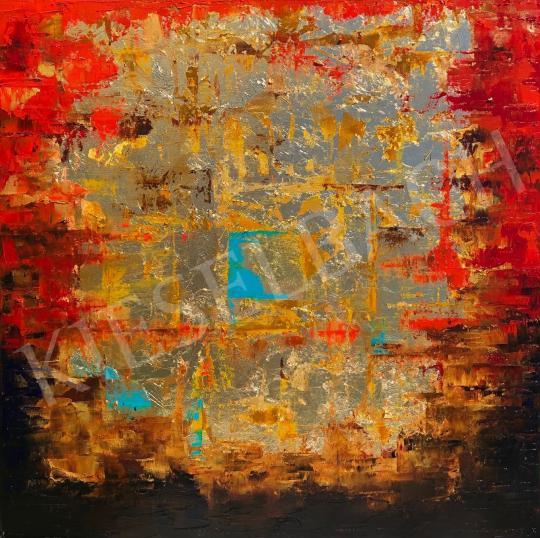 Eladó  Náray Tamás - Nabukodonozor festménye