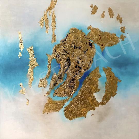 Eladó  Náray Tamás - Asszírok kincse festménye