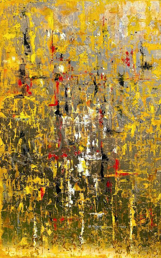 Eladó  Náray Tamás - Babilónia aranya festménye