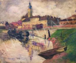 Kássa Gábor - Magyar város, 1930