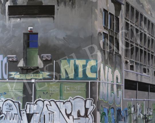 For sale  Szabó, Ábel - Blue Window, 2015 's painting