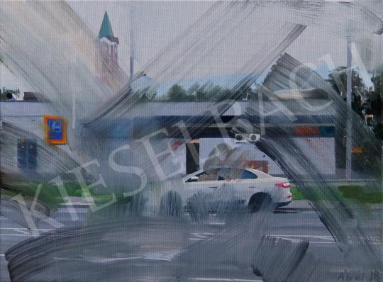 For sale  Szabó, Ábel - Szent Imre Square, 2018 's painting