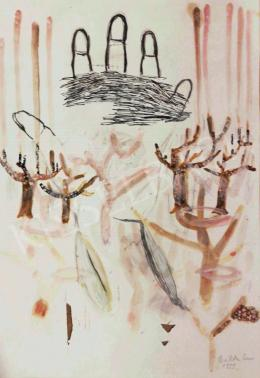 Bukta, Imre - Blossoming Trees, 1999