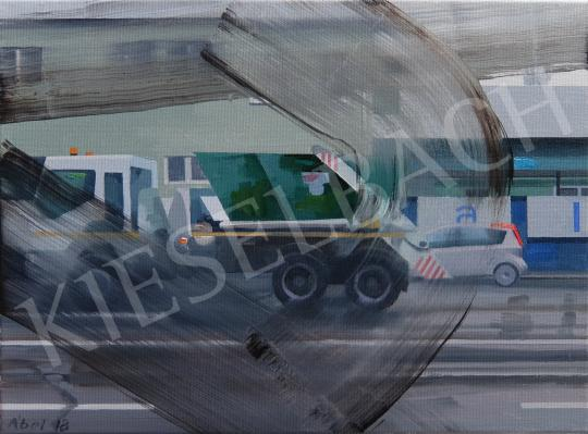 For sale  Szabó, Ábel - View from the Train, 2018 's painting