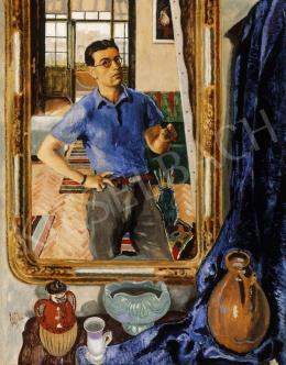 Biai-Föglein István - Önarckép tükörben