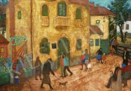 Hikádi Erzsébet - Hévízi utca