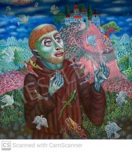 Galambos Tamás - Szent Ferenc