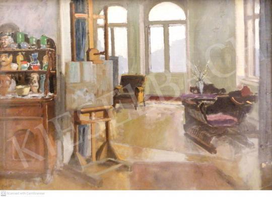 Eladó Biai-Föglein István - Műteremben festménye