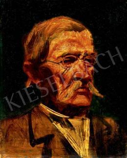 Mednyánszky László - A beckói tanító