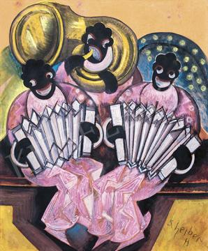 Scheiber Hugó - Jazz Band, 1930 körül | 64. Őszi Aukció aukció / 7 tétel
