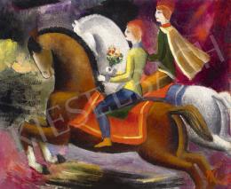 Klie Zoltán - Lovasok (Álom, Szerelem), 1920-as évek második fele
