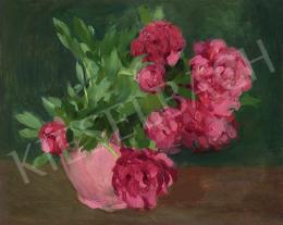 Vaszary János - Pünkösdi rózsák, 1905 körül