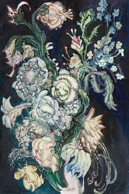 Batthyány Gyula - Virágok, 1930-as évek
