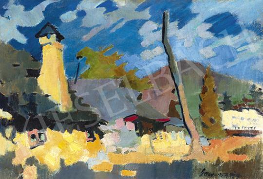 Nagy, Oszkár - Nagybánya   64st Autumn Auction auction / 138 Lot