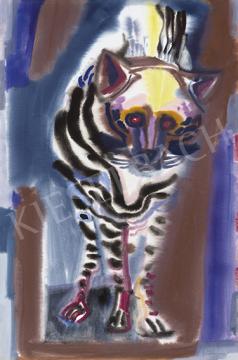 Hajnal János - Ragadozó | 64. Őszi Aukció aukció / 165 tétel