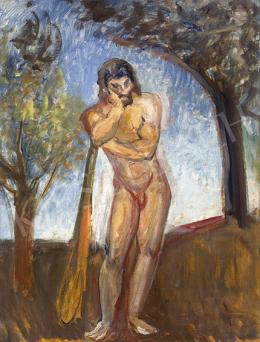 Kernstok Károly - Herkules (Nyergesújfalu)