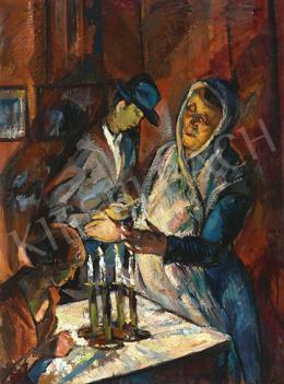 Perlrott Csaba, Vilmos - Candles Lightening (Sabbath)