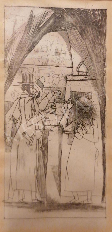 For sale Kondor, Béla - Illustration 's painting